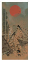 Japan desaster by LordMishkin