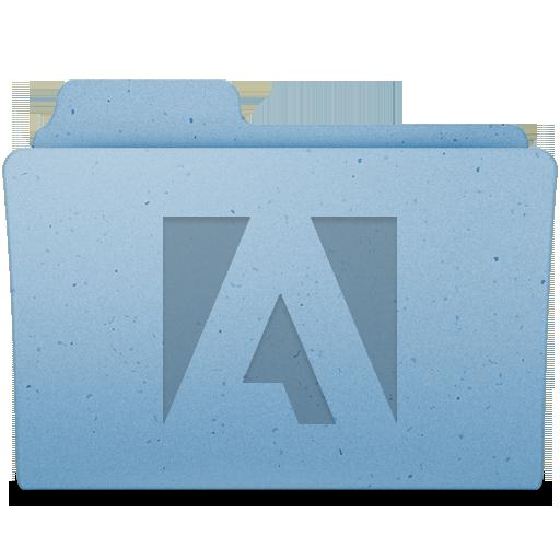 Mac OS X Adobe Folder by TheFlyestNerd