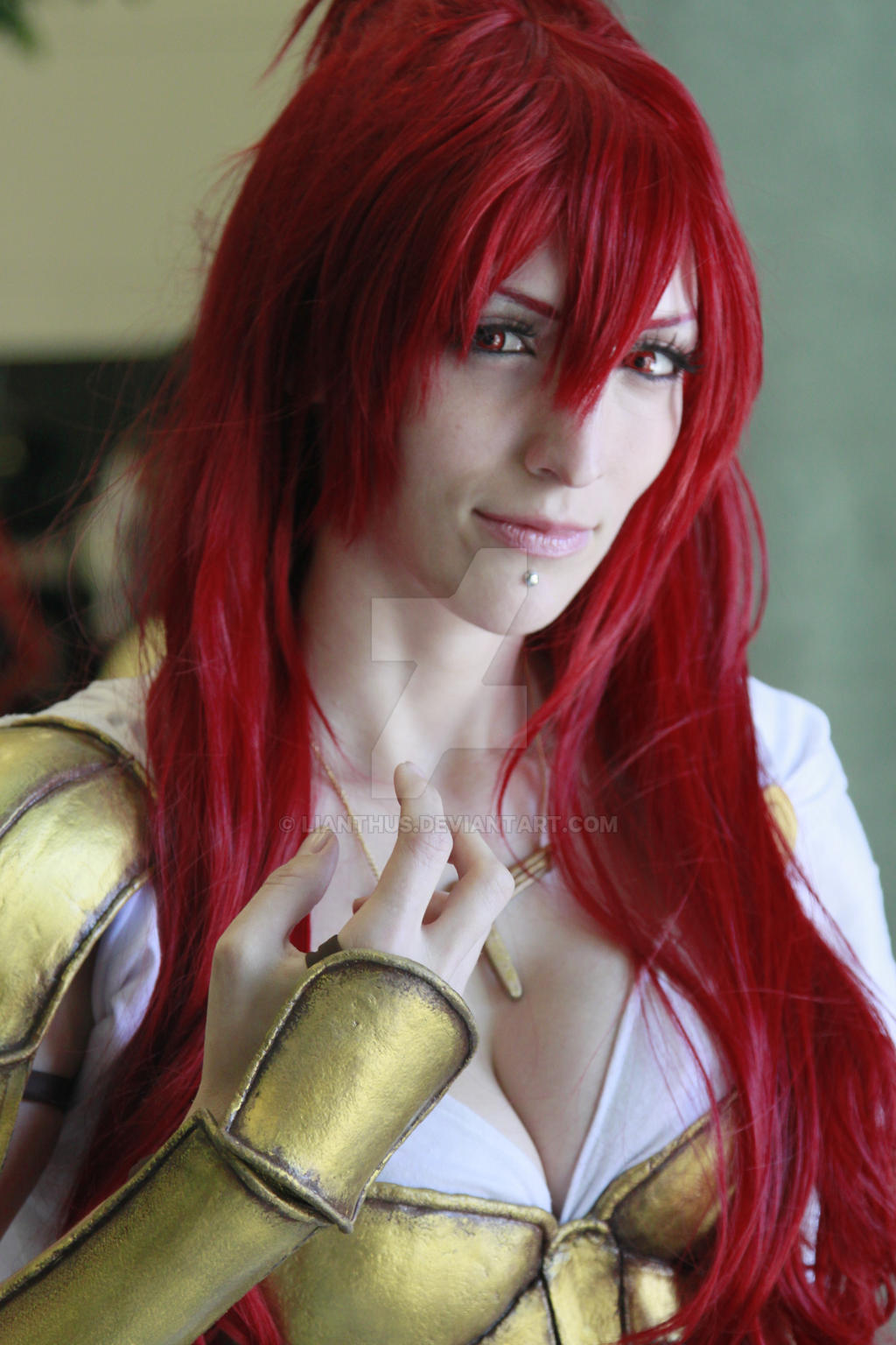 Magi: The Labyrinth of Magic - Masrur by lianthus