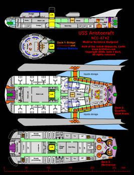 USS Aristocraft (floor plans - hires)