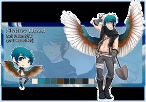 Kingfisher Adopt: SOLD!!!