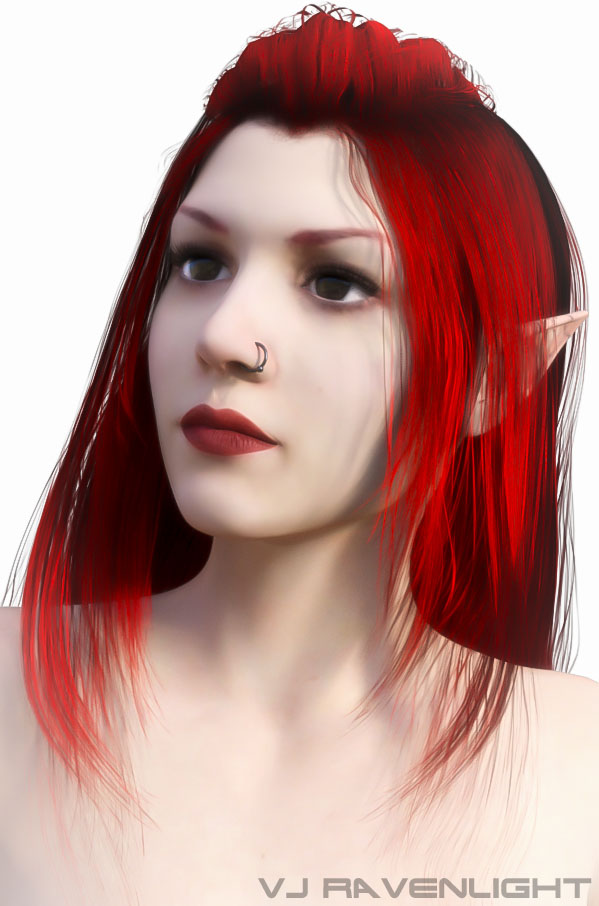 Miss Klaha by VJRavenlight