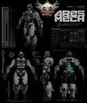 ARES MECH WIP 002