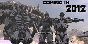 Coming in 2012 by mestophales