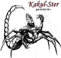 Kakul-Ster | Daemonite Overlod by mestophales