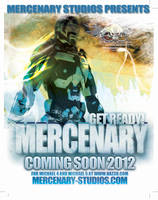 Mercenary for Hire by mestophales