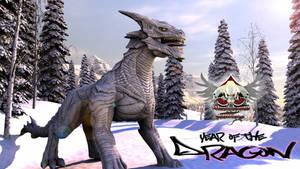 White Dragon by mestophales