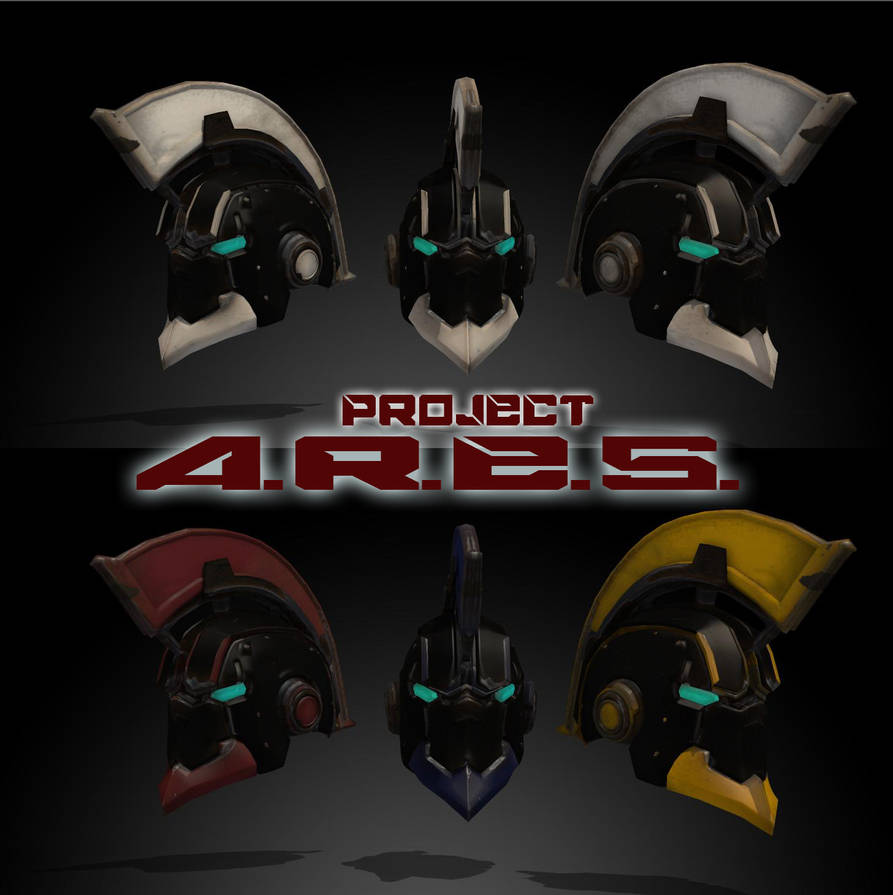 Project A.R.E.S. by mestophales