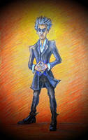 Doctor Who - Peter Capaldi by MustbetheTruth