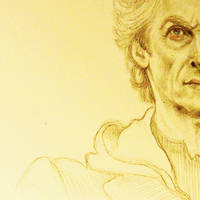Peter Capaldi - Doctor Who by MustbetheTruth
