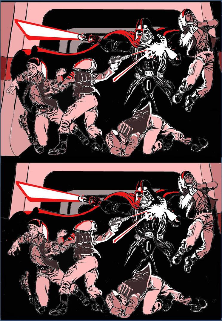 Dark Lord #6 by MerianDenham