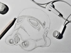 Stormtrooper fun (WIP 1)