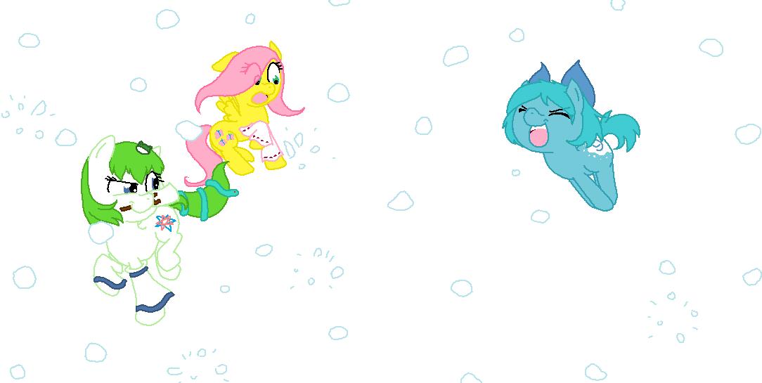 Perfect Freeze by MitzyMiniKitty