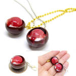 Cherry Cordial Charms
