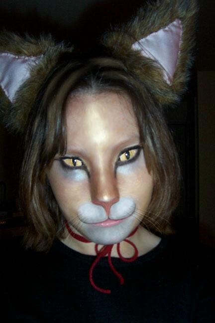 Bad Makeup by modman38
