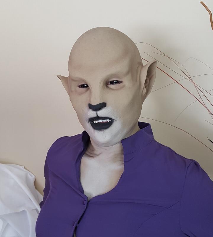 Introducing Jinx by modman38