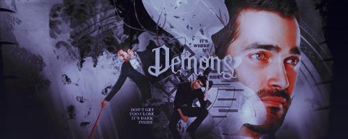 Demons by immortaldesires