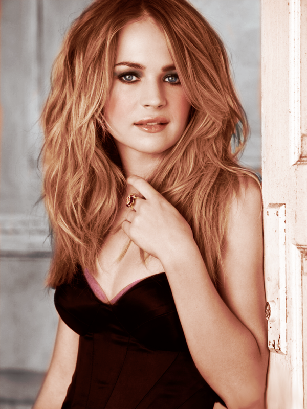 Britt Robertson Colorization by immortaldesires