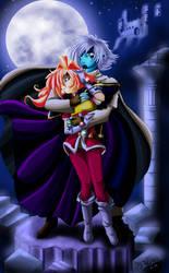 Lina and Zelgadis