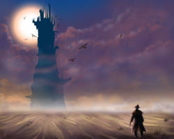 The Dark Tower by HitokiriSakura2012