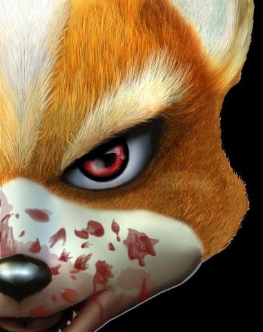 fox mccloud by LeoZeke
