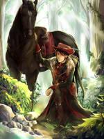 The Hunt by Laulaubi