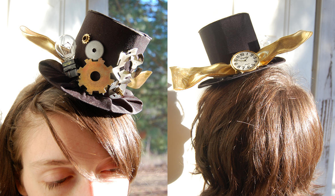 Galleries Related: Mini Top Hat Pattern , Steampunk Mini Top Hat ...