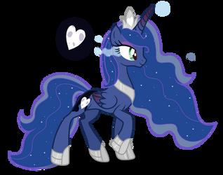 MLP [Next Gen] Princess Night Rise [Ref Sheet]
