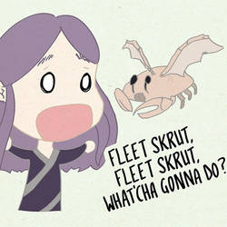 Fleet Skrut Sunday! by inkcooler