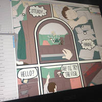 Page 22 in progress