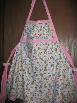 First Apron - Side 2