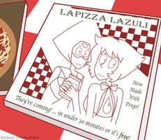 Lapizza and Perigo by Kyriena