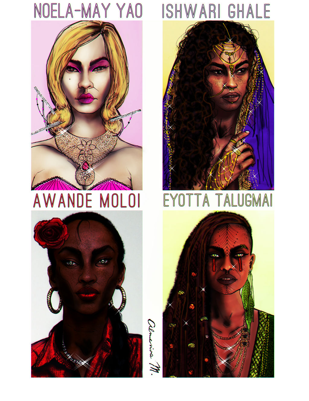 Mothers Of Far Cry 3 4 By Almesiva Moonshadow On Deviantart