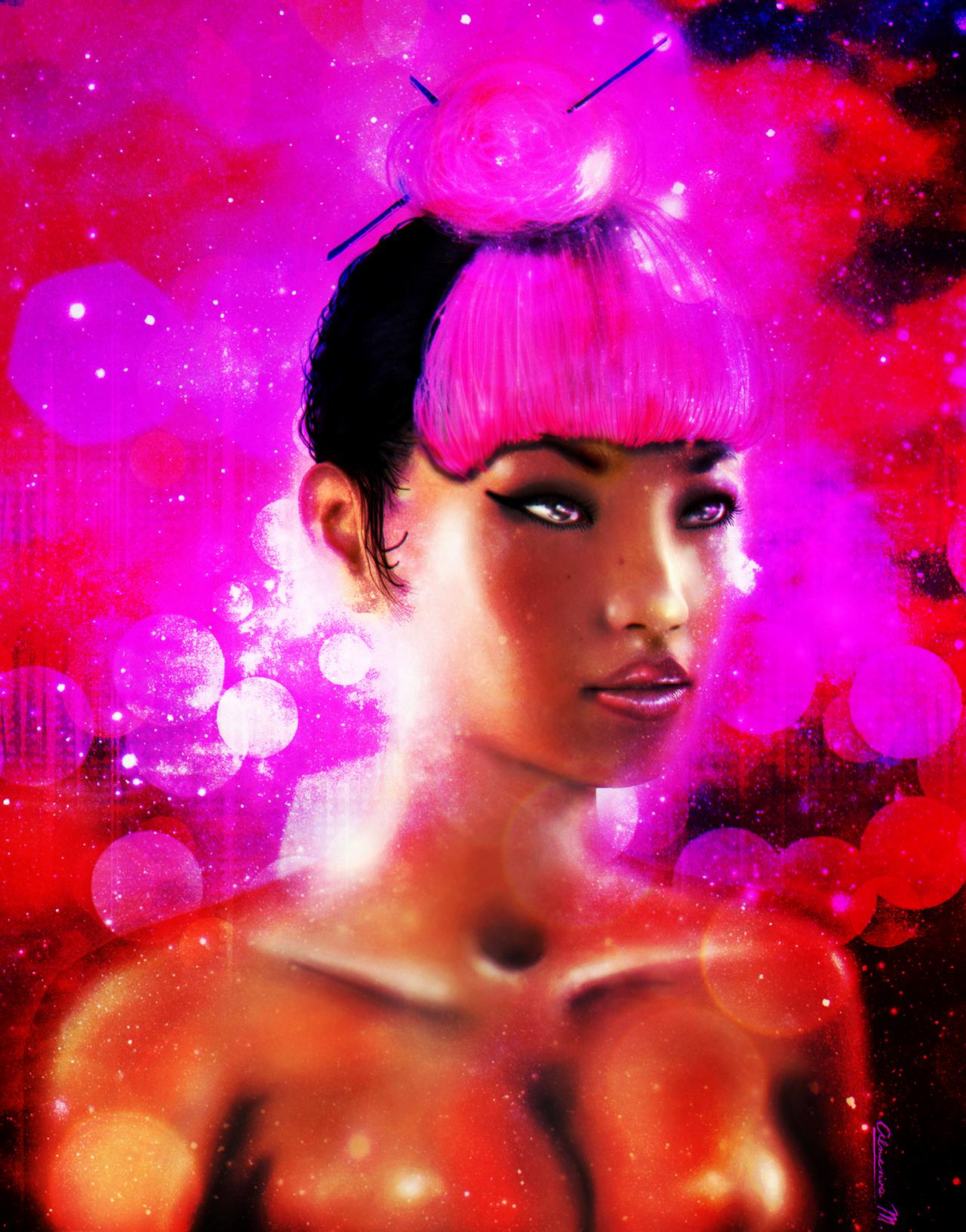Welcome To My Shangri-La ~|Yuma Lau| by Almesiva-Moonshadow
