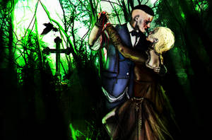 Near Perfect In God's Love \ Eddie x Val \ Outlast by Almesiva-Moonshadow