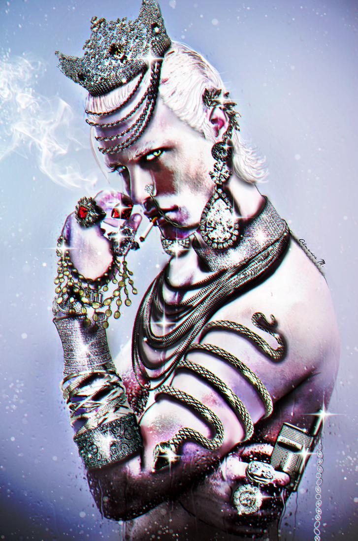 THE DIAMOND CROESUS | Cobus Volker by Almesiva-Moonshadow