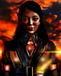 COMM: Jytha (DnD \ OC) by Almesiva-Moonshadow