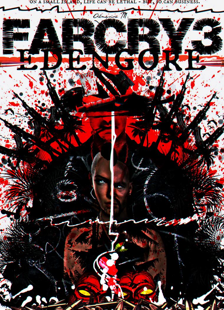 Far Cry 3 \ EDENGORE - Cover by Almesiva-Moonshadow