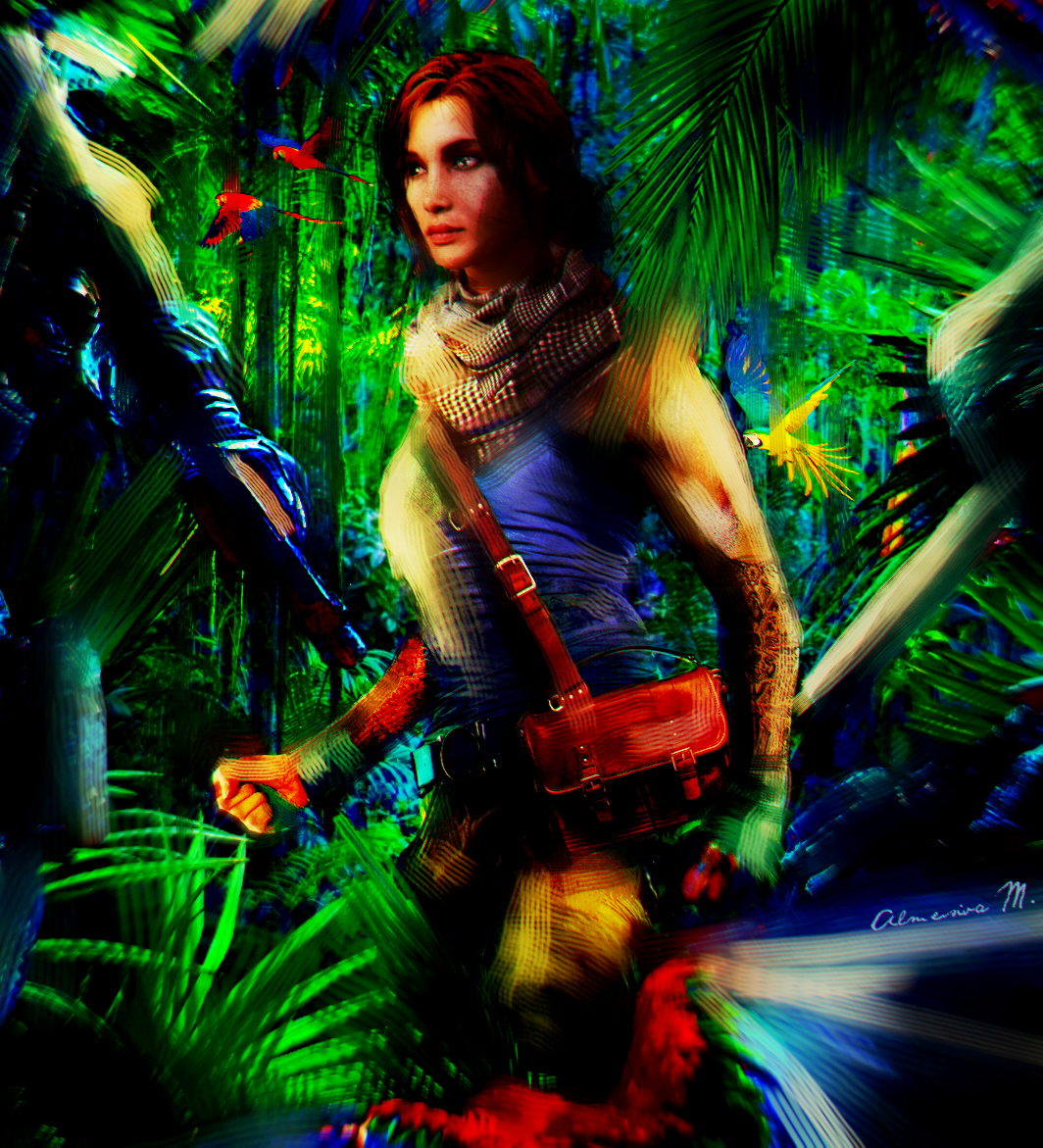 female far cry 3 characters
