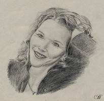 Maya Hakvoort by Alistanniel
