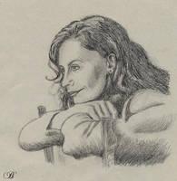 Pia Douwes by Alistanniel