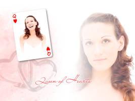 Kerstin, Queen of Hearts by Alistanniel