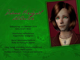 RPG-Chara 'Diana' by Alistanniel