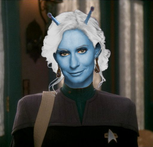 Andorian RPG Character by Alistanniel