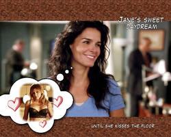 Jane's sweet daydream by Alistanniel
