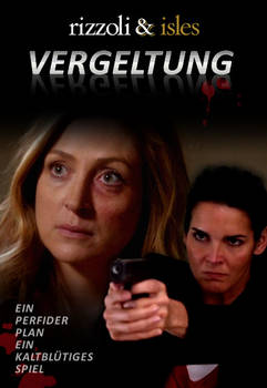 Vergeltung - Rizzoli+Isles Fanfiction Cover NEW