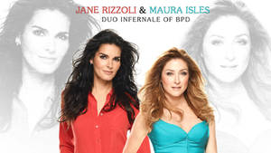 Rizzoli and Isles Wallpaper by Alistanniel
