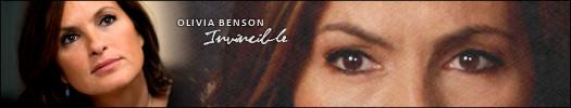 Olivia Benson Invincible by Alistanniel