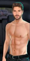 Adam from Romance Club: Queen in 30 Days