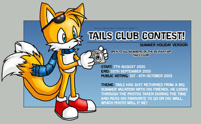 .:Contest 3- The Holiday Photo by tails-club